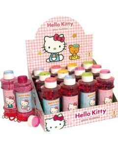 Hello Kitty såpebobler 300 ml.