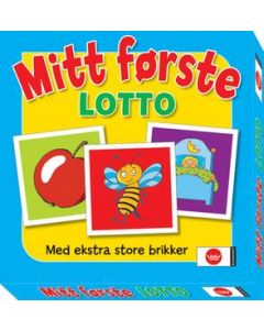 Mitt første lotto