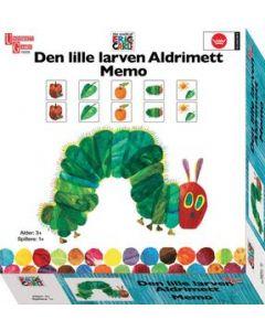 Den lille larven Aldrimett memo