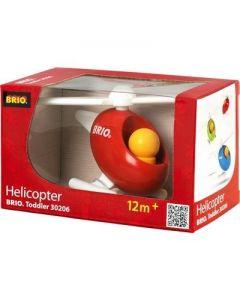 BRIO Helikopter - lite rødt 30206