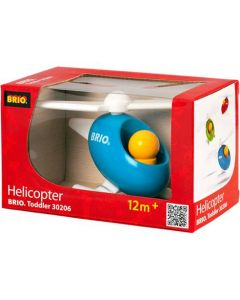 BRIO Helikopter - lite blått 30206