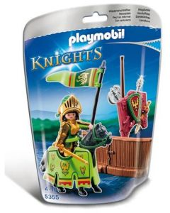 Playmobil Knight eagle tournament