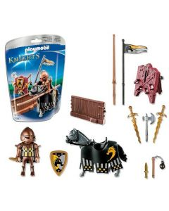 Playmobil Knight wild horse tournament