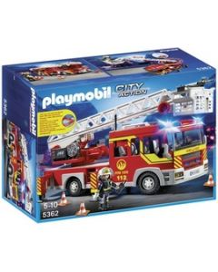 Playmobil brannstigebil 5362