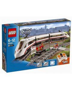 LEGO City 60051 Høyhastighetstog