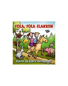 Fola, fola blakken - CD