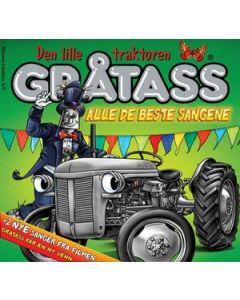 De beste fra Gråtass - CD