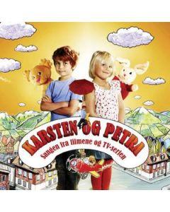 Karsten og Petra - CD