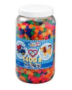 Hama Maxi perler i boks mix 51 - 1400 perler