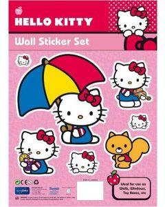 Hello Kitty wallpaper klistremerker