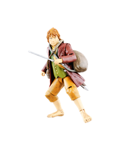 Hobbiten figur - Bilbo Baggins