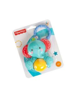 Fisher Price Nyfødt elefant-rangle
