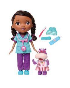 Doc McStuffins Dentist Dotti - Tannlegedukke