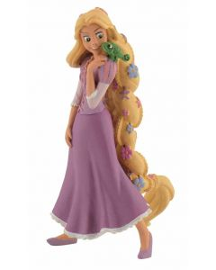 Bullyland Disney Princess Rapunzel med blomster