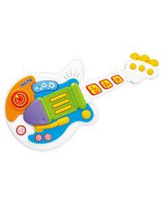 Elektrisk gitar - fra 12 mnd
