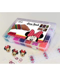 Disney Minnie Mouse loom bands kit
