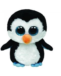 Ty Waddles pingvin medium  - ca 22 cm