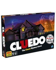Cluedo Det klassiske mysteriespillet - brettspill