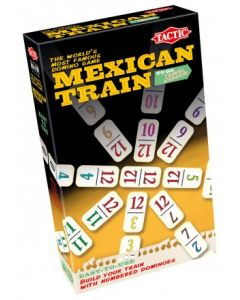 Mexican Train Travel Reisespill