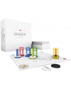 Tactic iKnow brettspill - Kunnskap og taktikkspill