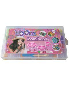 Loom Bands sett - 4200 deler