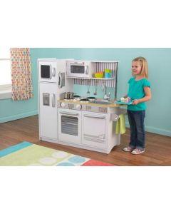 KidKraft hvitt kjøkken