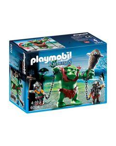 Playmobil troll med riddere 6004