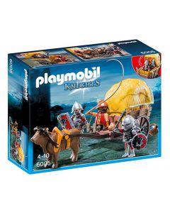 Playmobil Hawks ridder med kamouflasjevogn 6005