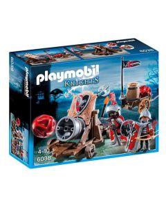 Playmobil hawk riddernes stridskanon 6038