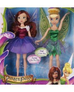 Disney Fairies 2-pk - Tinkerbell og Zarina