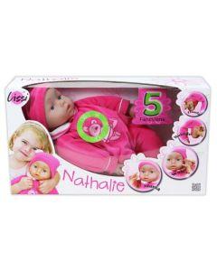 Lissi interaktiv babydukke