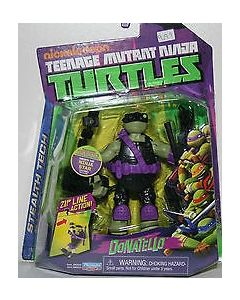 Turtles Ninja Basic Action figure - Donnie 12 cm