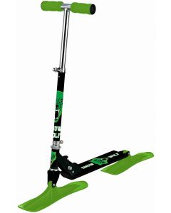 Ski-scooter grønn