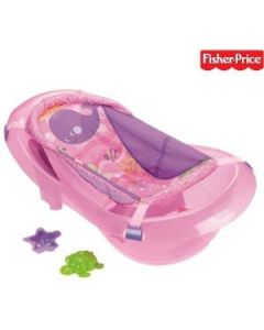 Fisher Price glitrende badekar