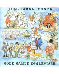 Thorbjørn Egner CD - Gode gamle Egnerviser