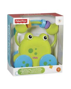 Fisher Price frosk trekkeleke Y2776