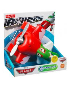 Fisher Price Disney Planes Shake `N Go - Chupacabra