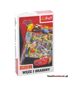 Disney Cars Reisespill - Slanger og Stiger