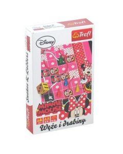 Disney Minnie Mouse Reisespill - Slanger og Stiger