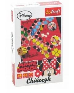 Disney Minnie Mouse Reisespill - Ludo