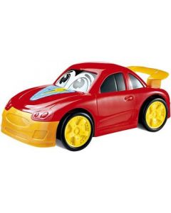 Dickie Toys plastbiler rød - 27 cm
