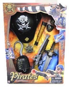 Piratsett i 8 deler