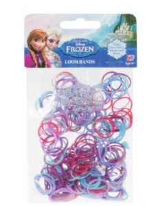 Disney Frozen Anna & Elsa loom bands