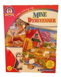 Clementoni Mine Dyrevenner - Verden omkring meg