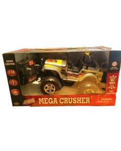 Mega Crusher Explorer