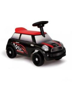 Foot to Floor Mini Sparkebil Sort