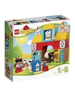 LEGO DUPLO 10617 Min første bondegård