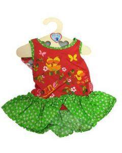 Heless - Sommerkjole til 35-45 cm dukke