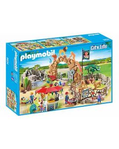 Playmobil stor dyrepark