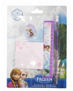 Disney Frozen sett med skrivesaker